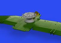 Z-37A aerial applicator M72 1/72