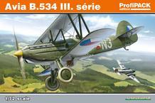Avia B.534 III. serie 1/72