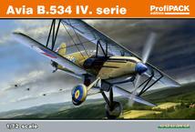 Avia B.534 IV.serie 1/72