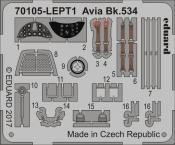 Avia Bk.534 PE-set 1/72
