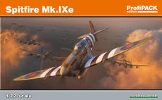 スピットファイア Mk.IXe 1/72