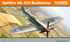 Spitfire Mk.XVI Bubbletop 1/72