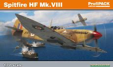 スピットファイア HF Mk.VIII 1/72