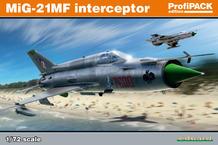 MiG-21MF インターセプター 1/72