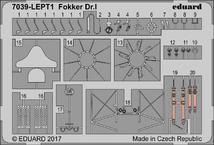 Fokker Dr.I  PE-set 1/72