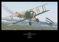 Плакат - SPAD XIII