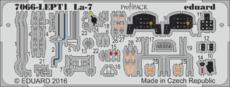 La-7  PE-set 1/72