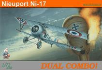 ニューポール Ni-17 デュアルコンボ 1/72
