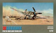 Warhawk – benefiční model - pocta Václavu Šorelovi 1/72