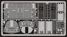 B-17E/F/G 爆弾倉 1/72