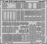 E-2C undercarriage 1/72
