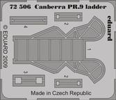 Canberra PR.9 žebřík 1/72