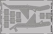 Su-27 žebřík 1/72