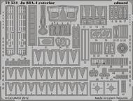 Ju 88A-4 экстерьер 1/72