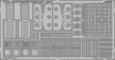 Sunderland Mk.I bomb racks 1/72