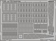 Do 17Z-2 bomb bay 1/72