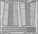 Ki-46-II Dinah landing flaps 1/72