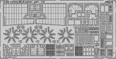 フォートレス Mk.III 外装 1/72
