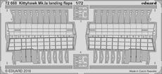 キティホーク Mk.Ia ランディングフラップ 1/72