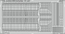 シャクルトン AEW.2 ランディングフラップ 1/72