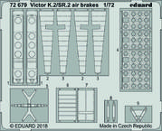Victor K.2/SR.2 brzdící štíty 1/72