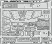 ファントム FGR.2 着陸装置 1/72