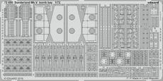 サンダーランド Mk.V 爆弾倉 1/72