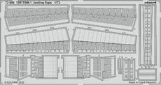 TBF/TBM-1 アヴェンジャー ランディングフラップ 1/72