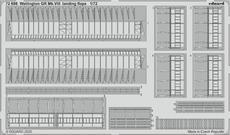 Wellington GR Mk.VIII закрылки 1/72