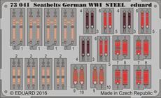 Upínací pásy Německo 1.sv.v. OCEL 1/72