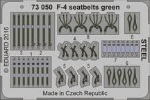 F-4 シートベルト緑 スチール 1/72