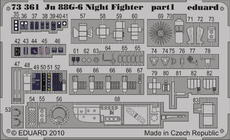 Ju 88G-6 ナイトファイター 接着剤塗布済 1/72