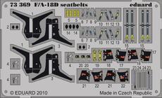 F/A-18D シートベルト 1/72