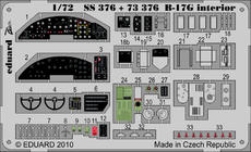 B-17G interiér S.A. 1/72