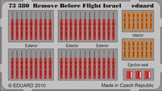 Remove Before Flight - Israel 1/72