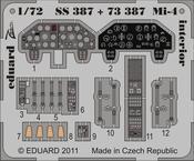 Mi-4 interiér S.A. 1/72