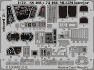 Mi-35M 内装 接着剤塗布済 1/72