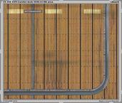 USN палуба авианосца с лифтом 1942-44 1/72