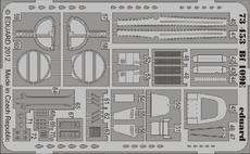 Bf 109E 接着剤塗布済 1/72