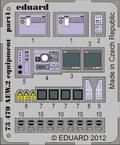 Sea King AEW.2 оснащение 1/72