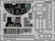 Victor B Mk.2 (BS) interior 1/72