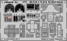 Ki-46-II Dinah 1/72