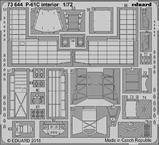 P-61C interior 1/72
