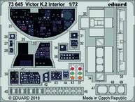 Victor K.2 interiér 1/72