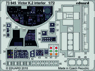 Victor K.2 interior 1/72