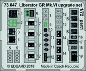 Liberator GR Mk.VI upgrade set 1/72