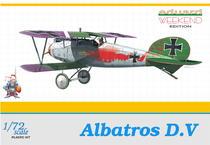 Albatros D.V 1/72