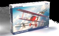 Fokker D.VII (OAW) 1/72