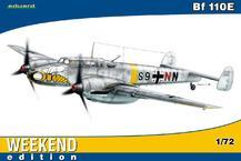 Bf 110E 1/72