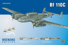 Bf 110C 1/72